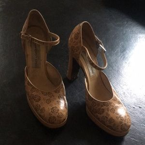 Dolce e Gabbana platform shoes